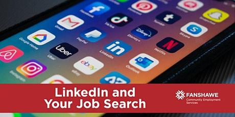 LinkedIn & Your Job Search tickets