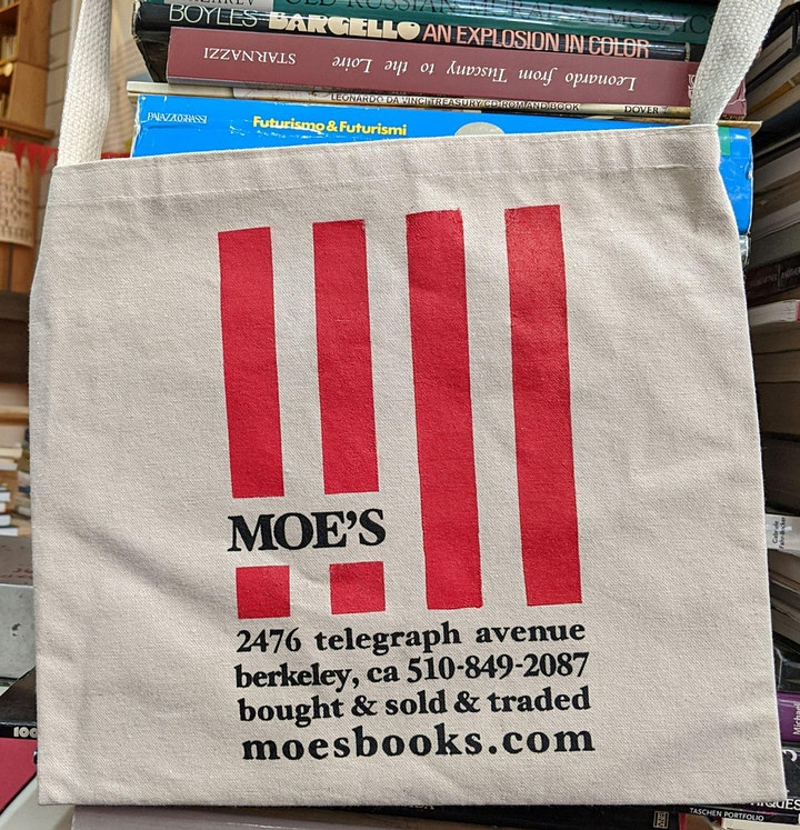 Mary Roach and Emily Anthes for Moe's Books image