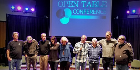 The Open Table Online Conference tickets