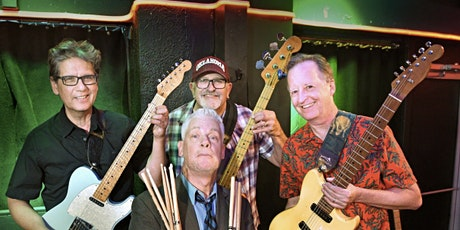 The Thrillbillys + The Ricky Wise Trio tickets