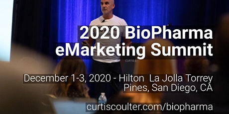 2020 BioPharma eMarketing Summit tickets