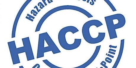 Formation HACCP à distance animée par un formateur en temps réel tickets