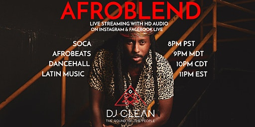 Afroblend Dance Party