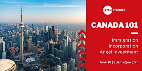 Online Workshop: Canada 101 tickets