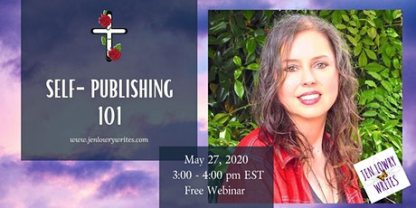 Self-Publishing 101 Q & A by Best-Selling Author, Jen Lowry tickets