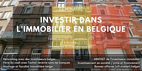 Comment investir dans l'immobilier en Belgique en 2020 ? (DIGITAL) billets