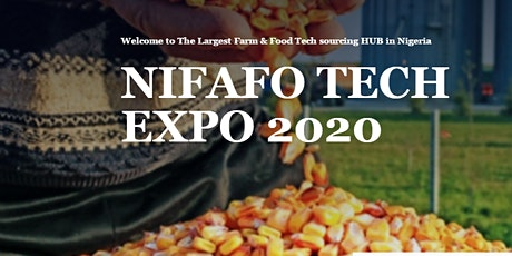 Nigeria International Farm and Food Tech Expo tickets