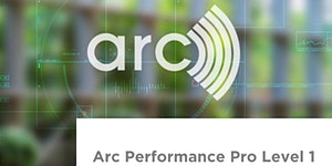 USGBC Arc Performance Pro Level 1 - Technical Virtual...