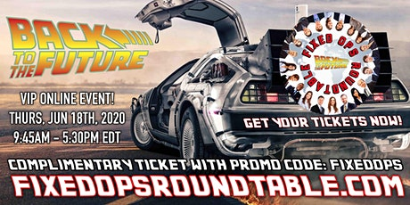 Ted Ings Presents Fixed Ops Roundtable - Back to the Future, Virtual Event tickets