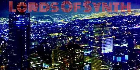 The Afterparty With Lords Of Synth (Four Hour Set) tickets