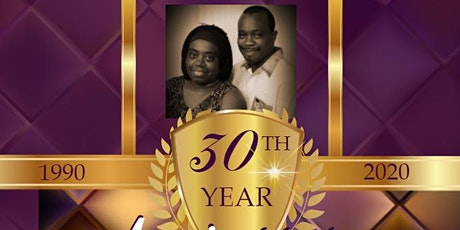 30th Pastor Anniversary Celebration for Bishop Jerry & Linda Jackson tickets