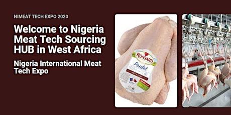 Nigeria International Meat Tech Expo, NIMEAT TECH EXPO 2020 tickets