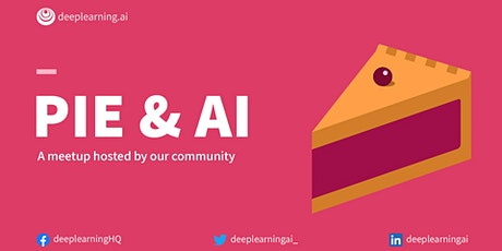 Online Pie & AI: The Hague - Deployment of Models tickets