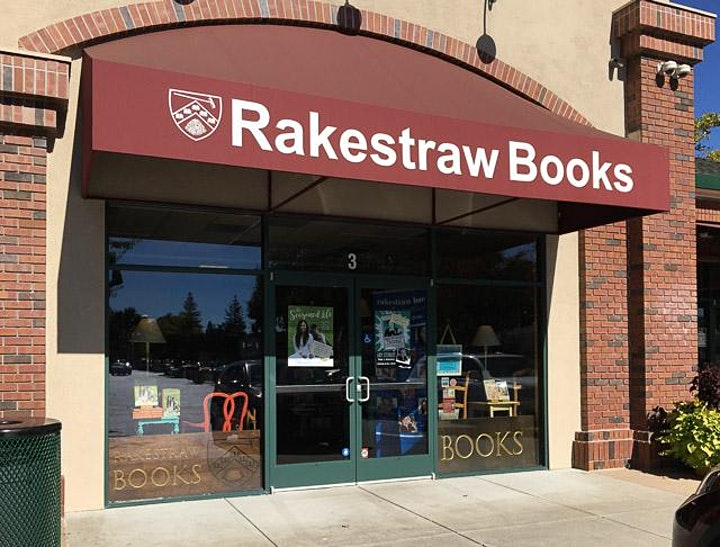 Armistead Maupin and Alia Volz for Rakestraw Books image
