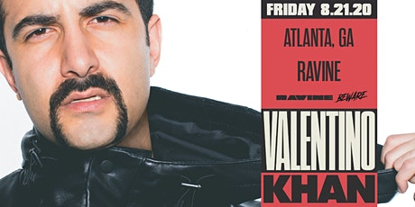 Valentino Khan at Ravine tickets