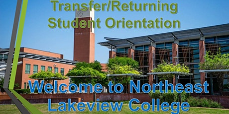 Transfer/Returning Student Orientation Virtual Session (Fall 2020 ONLY) tickets