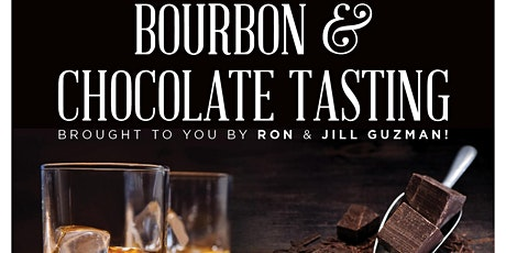 Bourbon and Chocolate tickets