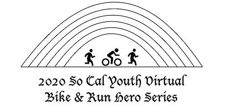SoCal Youth Virtual Biking & Running Hero August Event tickets