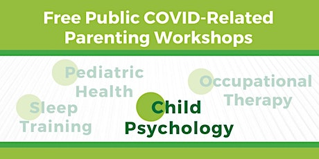 COVID-Related Workshops for NYC Parents: Child Psychology tickets