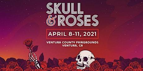 SKULL & ROSES tickets