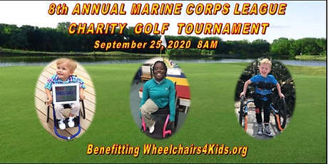 8th Annual Marine Corps League Charity Golf Tournament tickets