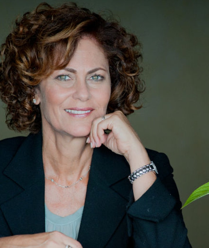 The Happy Hour Show with Chip and David. Guest Barbara Waxman image