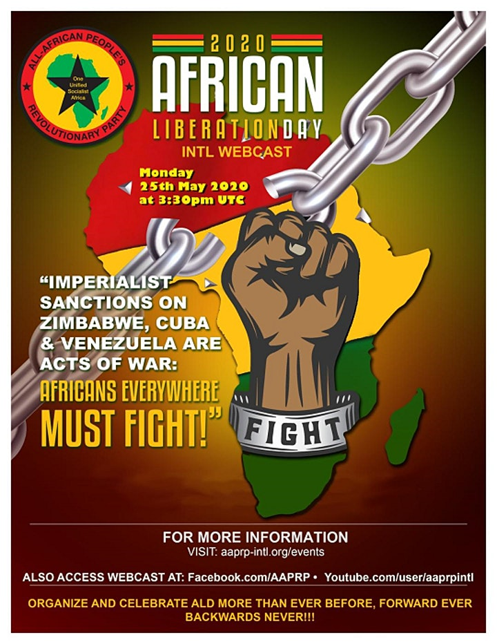 African Liberation Day (ALD) 2020 image