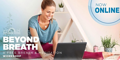 Beyond Breath Online - An Introduction to Happiness Program tickets