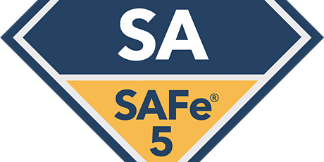 SAFe 5.0 with SAFe Agilist Certification Toulouse(Weekend)- Scaled Agile Certification Online Training tickets