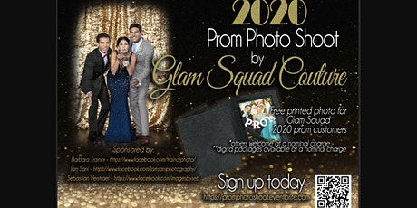 PROM 2020 PHOTO SHOOT tickets