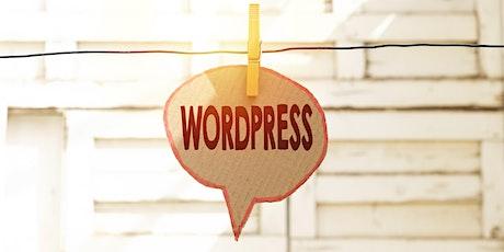 Wie erstelle/betreue ich Websites mit WordPress? Deine Fragen beantwortet! Tickets