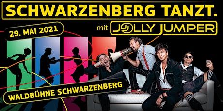 Schwarzenberg tanzt - mit Jolly Jumper Tickets