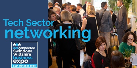 Networking for Tech Sector (including Digital Tech, Science & Innovation) tickets