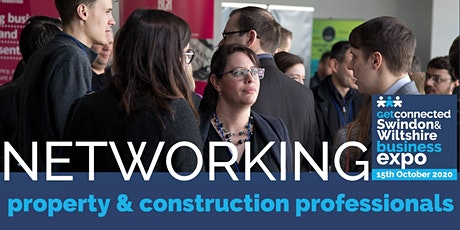 Networking for Property & Construction Professionals tickets