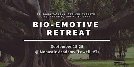 September Bio-Emotive Emotional Processing Meditation Retreat @ MAPLE tickets