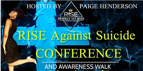 RISE Against Suicide Conference tickets