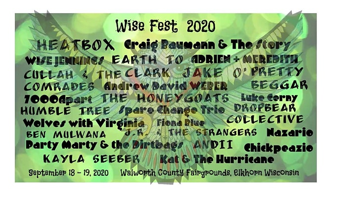Wise Fest 2020 image