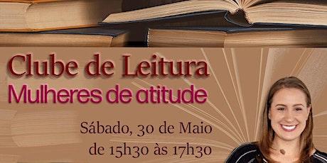 Clube de Leitura - 30 de Maio tickets