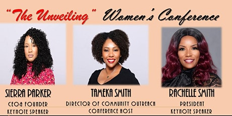 """The Unveiling"" Women's Conference tickets"