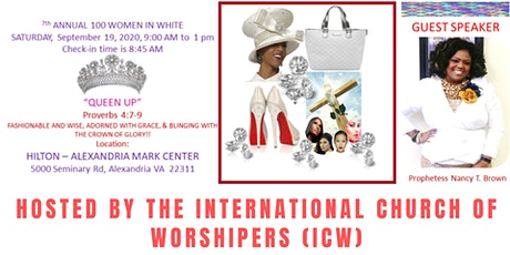 7th Annual 100 Women In White tickets