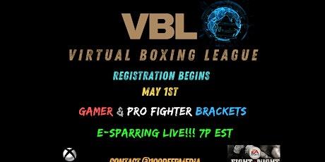100 Deep Virtual Boxing eLeague Tickets