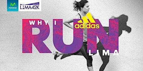 Maratona de Lima - 2021 entradas