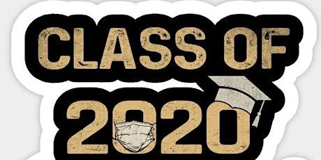 Graduación virtual de Cuarto Año 2020 entradas