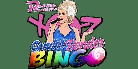 GenderBender Bingo LIVE at *Potts Point Hotel or LIVE online tickets