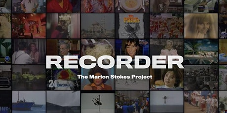 Recorder: The Marion Stokes Project (An Indie Lens Pop-Up) tickets