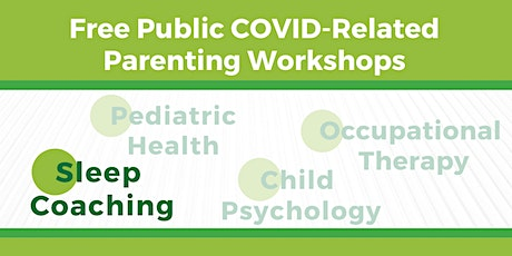 COVID-Related Workshops for NYC Parents: Sleep Coaching tickets