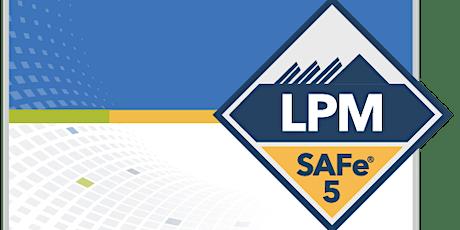 Scaled Agile : SAFe Lean Portfolio Management (LPM) 5.0 Zurich, Online Training tickets