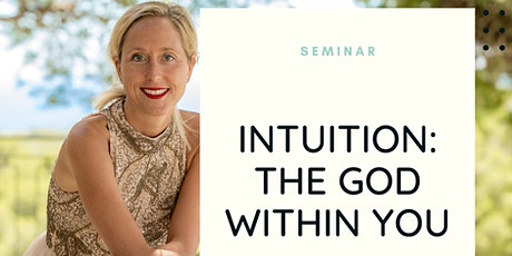Intuition: The God Within You tickets