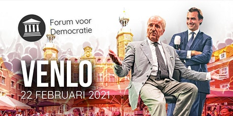 Forum voor Democratie in Venlo tickets