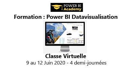 Power BI Datavisualisation - 2 jours - 23 au 26 Juin 2020 billets